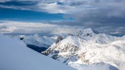 Skitouring Avers