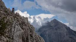 Trailhunter Gipfel³ -Bikebergsteigen auf 3 Gipfeln