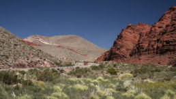 Von der Wüste ins Hochgebirge